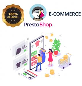 e-commerce site development in prestashop